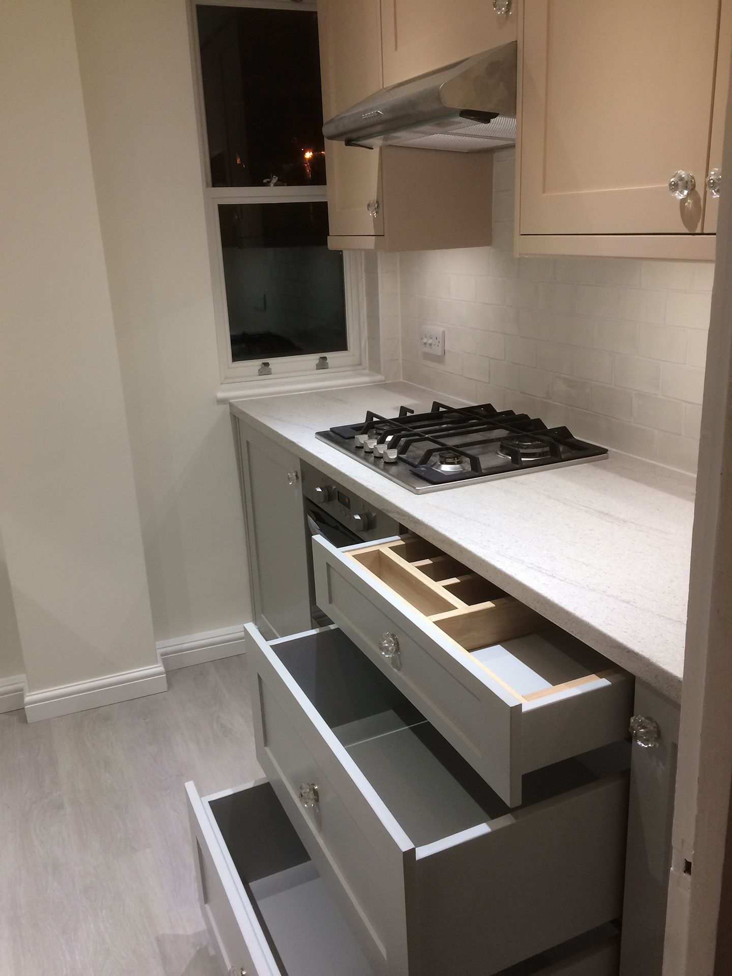 Kitchens ashley pinney carpentry for Handmade kitchens